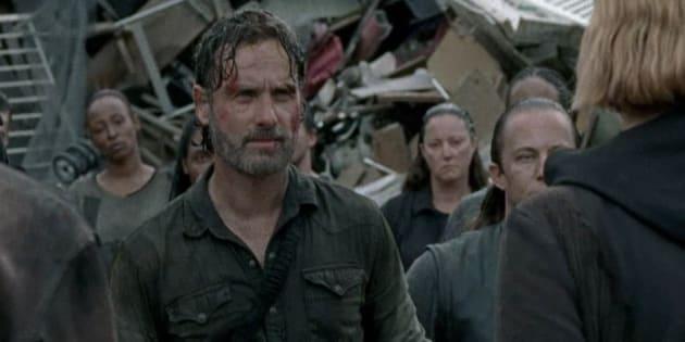 """""""The Walking Dead"""" saison 8 épisode 6 (S08E06): """"Le Roi, la veuve et Rick"""""""
