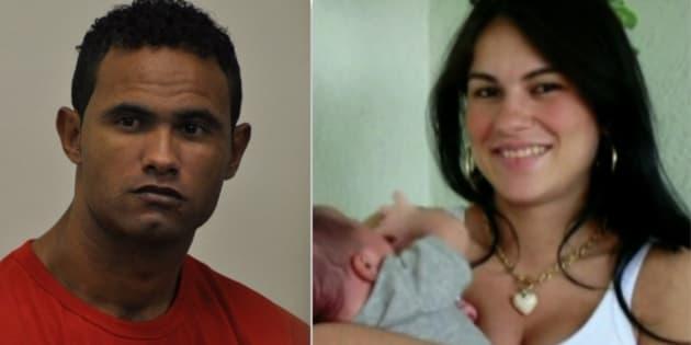Segundo Justiça, Bruno foi mandante do assassinato de Eliza Samudio.