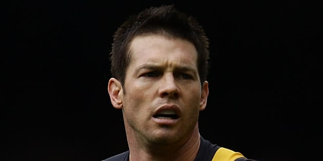 Ben Cousins was expected to appear in court on Wednesday.