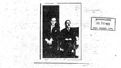 Un documento de la CIA situó a Hitler en Colombia tras la Segunda Guerra