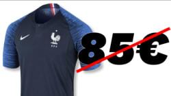 Combien coûte, vraiment, un maillot de l'équipe de