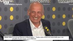 Aphatie part dans un fou rire sur France Info après un bug