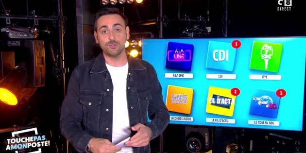"""TPMP et Camille Combal ont-ils plagié l'émission """"Breaking Foot"""" de SFR Sport ?"""