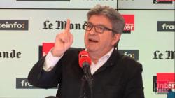 Réforme de la SNCF: Mélenchon estime avoir