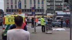 Dos personas murieron en un ataque con cuchillo en
