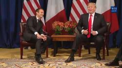 Ébloui par sa visite estivale à Paris, Trump veut organiser son propre 14