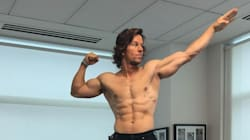 Mark Wahlberg Abs-olutely Ecstatic Over LeBron James' L.A.
