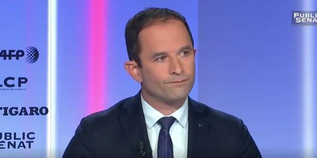 """Benoît Hamon se moque de Christophe Castaner, ministre de l'Intérieur """"pour sa formation continue"""""""