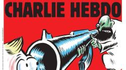 Así conmemora el semanario satírico francés dos años del terrible
