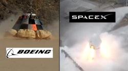 Boeing/SpaceX, la course à l'espace financée par la