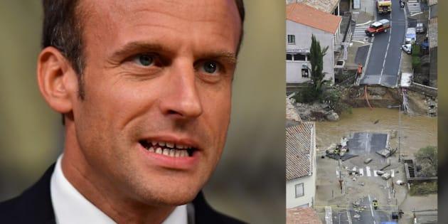 Macron dans l'Aude: quel accueil pour le président de la République?