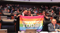 Aprueban reforma al IMSS e ISSSTE que garantiza derechos sociales a parejas del mismo