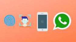 Con Touch ID y Face ID podrás proteger tus mensajes de