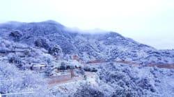 EN FOTOS: ¿Y tu nieve, dónde la quieres? El Popo, Toluca, Querétaro, Hidalgo, hay para