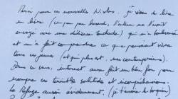 La lettre de Jean-Jacques Goldman au président du Refuge Nicolas Noguier sur le combat des jeunes