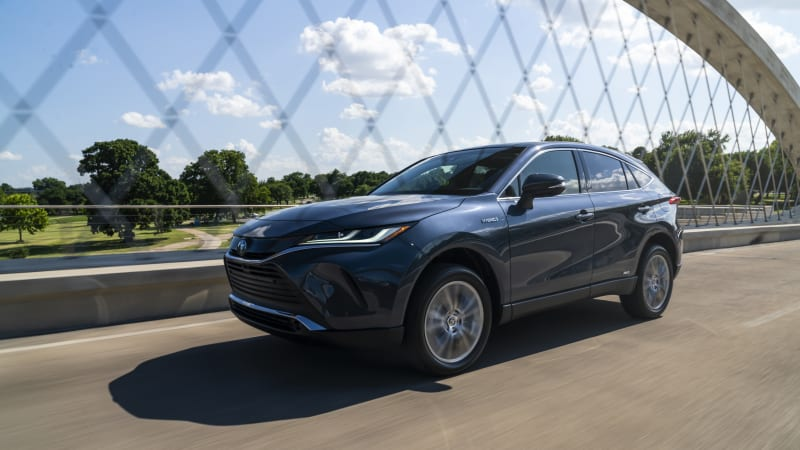 2021 Toyota Venza First Drive | It's back!