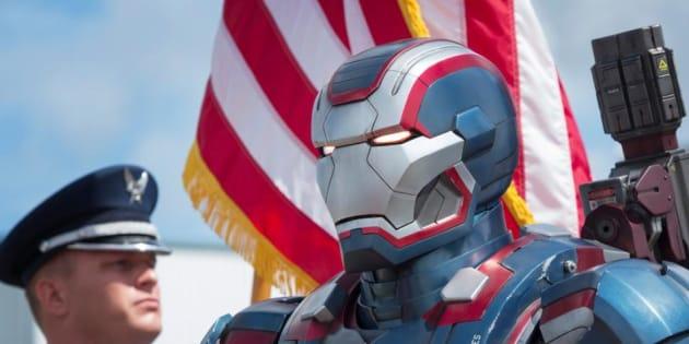 """""""Iron Man 3"""": vous n'aviez peut-être jamais vu cette scène coupée"""
