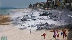 Les plages du Jour-J à l'époque et aujourd'hui - des photos incroyables rassemblant passé et