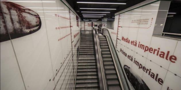 Un caso di tubercolosi tra gli operai della metro C. I sinda
