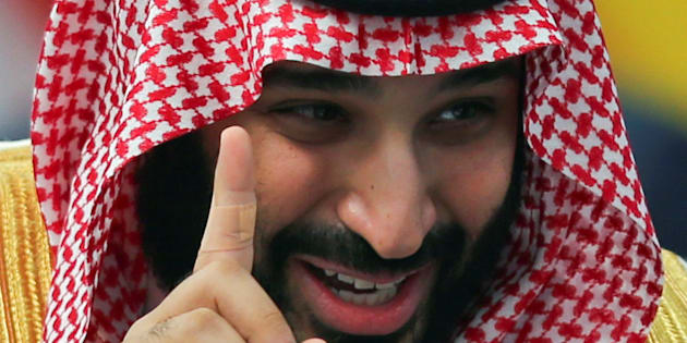 Mohamed bin Salman, el pasado 30 de noviembre en la reunión del G20 en Buenos Aires.