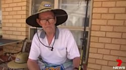 The Great Aussie Story Of Ray The Fisherman Looking For A Buddy, Just Got Even