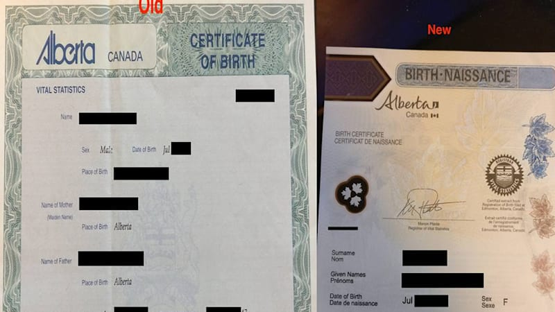 Cheap Car Insurance Alberta >> Man Changes His Gender On Birth Certificate To Save On Car