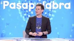 El importante gesto de Christian Gálvez en 'Pasapalabra':