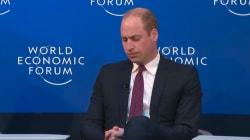 El príncipe William confiesa sus problemas