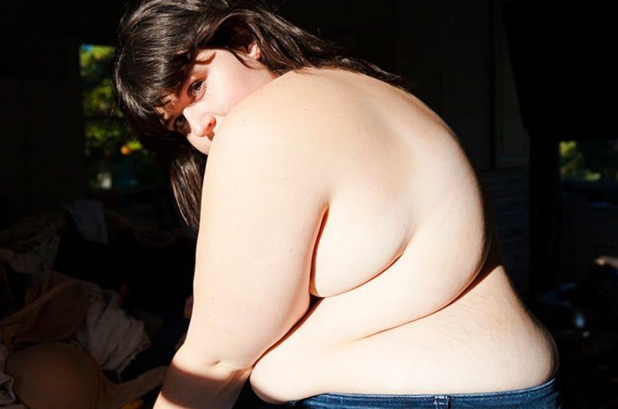Photographer Caroline Fahey has documented her self-love journey.