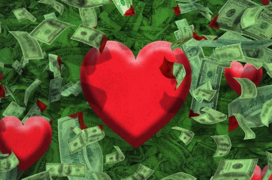 As vítimas frequentemente saem com prejuízos financeiros enormes e profundas feridas psicológicas.