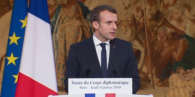 Macron invite 80 pays pour le centenaire de la fin de la Première guerre mondiale