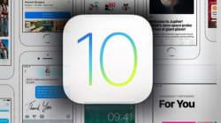 Ne vous affolez pas quand vous installez l'iOS