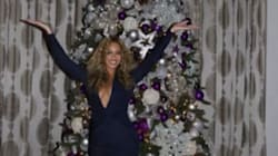 Beyoncé's Christmas Decorations Are Just As Glorious As You'd