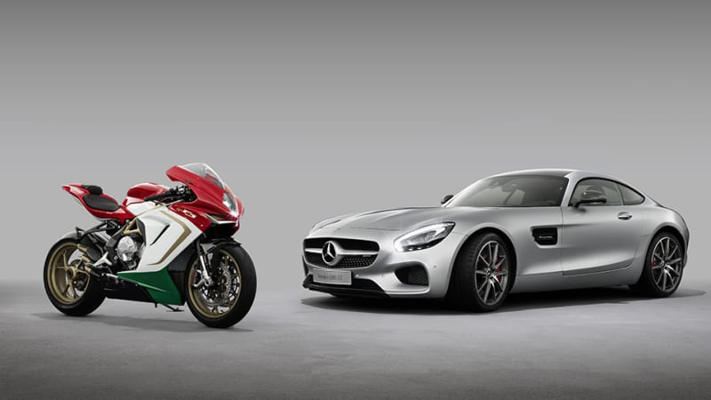 Mv agusta debt could open bike maker to mercedes takeover for Mercedes benz motorcycle