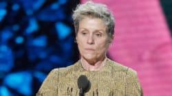 O discurso de Frances McDormand no Oscar 2018 que fez as mulheres de Hollywood se