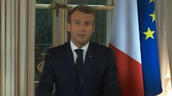 Macron à la télévision pour expliquer le