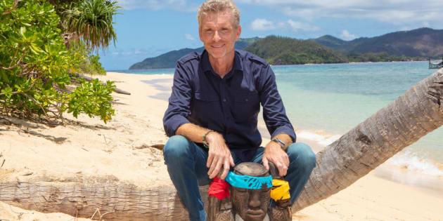 """Denis Brogniart est à la tête de l'émission """"Koh-Lanta"""" depuis la deuxième édition à Nicoya, soit depuis 2002."""