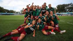 #OrgulloMX: Selección femenil Sub-17 consigue pase histórico a la final del