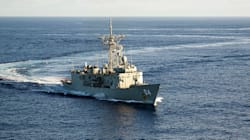 Aussie Navy Frigate On Way To Help Out Quake-Hit New