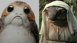 VIDEO: Las 4 nuevas criaturas que aparecerán en 'Star Wars: los últimos