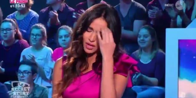 Secret Story: Leïla Ben Khalifa quitte le plateau en larmes après une crise de nerf