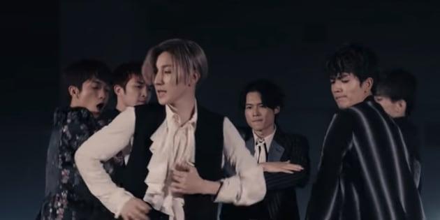 SixTONES「JAPONICA STYLE」MVより