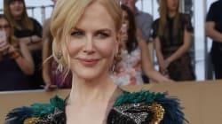 Le tapis rouge des SAG Awards marqué par la robe très originale de Nicole