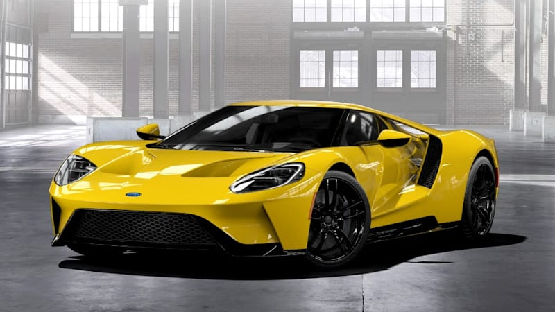 People Will Actually Get The Opportunity To Buy One Of The  Ford Gts With More To Come Later On Fords Announcement Of The Gt Brought