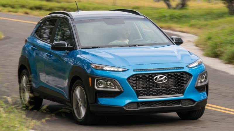 2018 Hyundai Kona SEL 2.0-liter Quick Spin Review