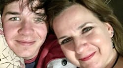 Con desgarradora carta, su madre lo despide en Facebook: José Andrés, fuiste un niño