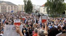 Bruselas lleva a Polonia ante justicia UE por su reforma del Tribunal