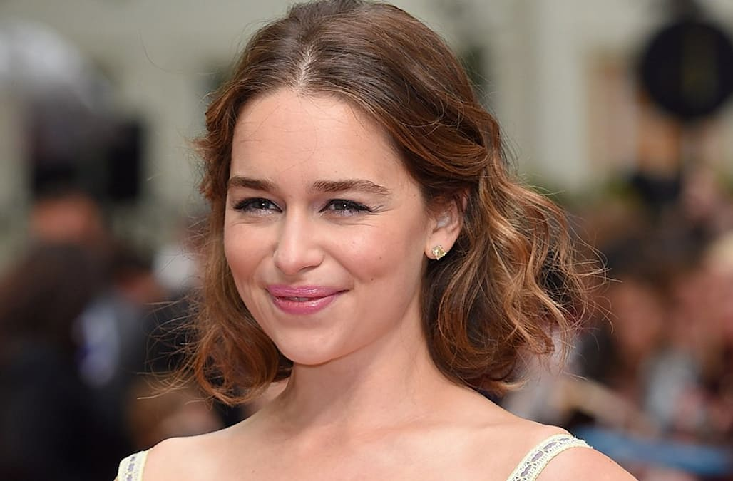 Emilia Clarke Got An Edgy New Haircut We Bet You Didnt See Coming