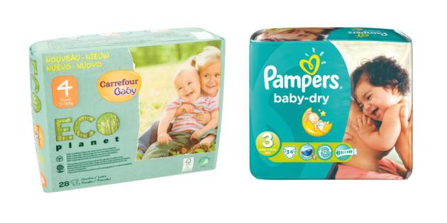 Dans Les Couches Pour Bébé Des Résidus Toxiques Dont Des Pesticides