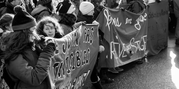 Le défi est grand. Cette grève des stagiaires sera la première confrontation structurée entre le mouvement étudiant et la CAQ, et par le fait même entre stagiaires et employeurs.